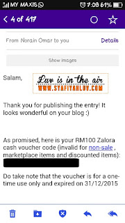 collaborate with zalora malaysia