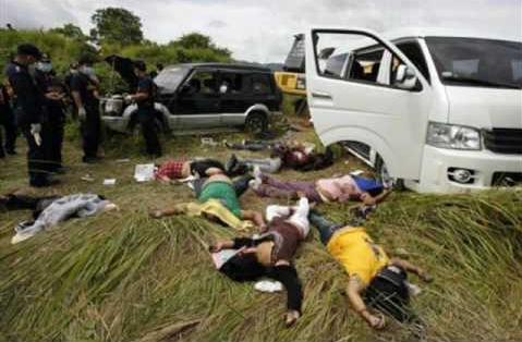 """Image of Hustisya sa mga Biktima ng """"Maguindanao Massacre"""""""