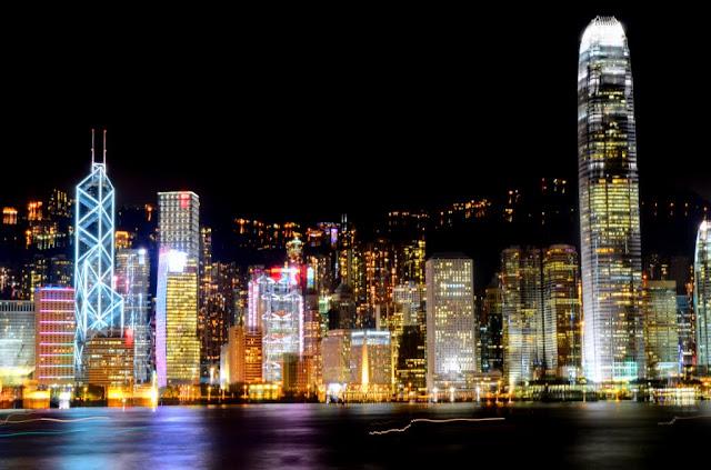 -地球上的火星人-下巴 (野地旅): 野地旅0384:香江夜色[香港九...  野地旅0384: