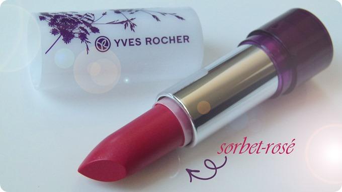 Colors Lippenstift 13 sorbet rose yves rocher
