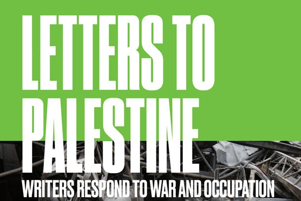 Letters to Palestine cover - Vijay Prashad - banner