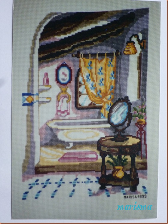 cuadro baño Paloma2detalle copia