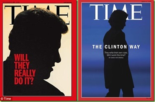 clintons time magazine