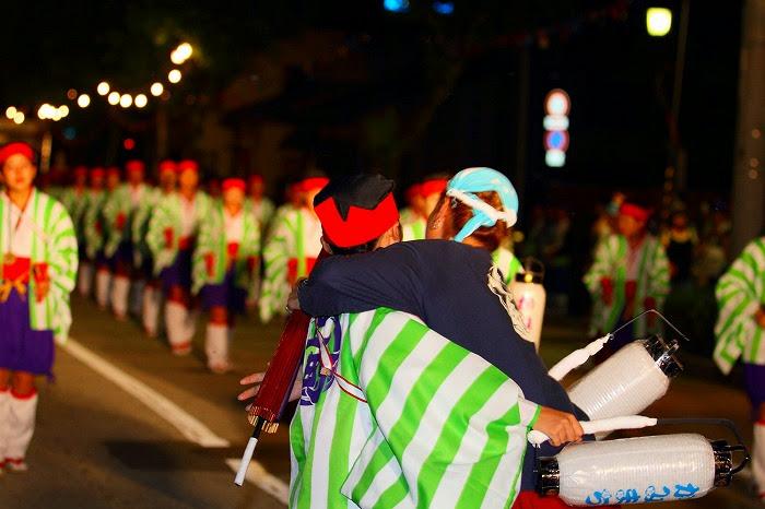 第59回よさこい祭り☆本祭2日目・梅ノ辻競演場9☆上2目0931