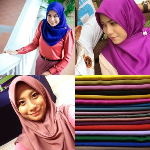 Review | Bawal Satin Exclusive Gred AAA