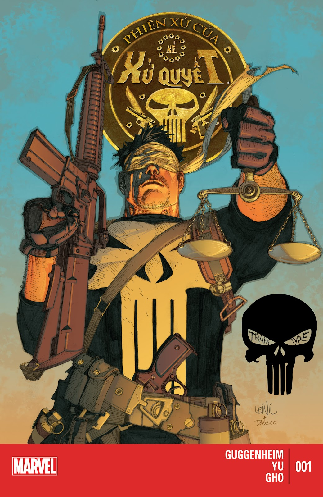 Punisher: Trial of the Punisher chap 1 - Trang 1