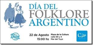 La Costa celebrará el Día del Folklore Argentino