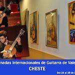 32: Cheste. X Jornadas Internacionales de Guitarra de Valencia. 2012