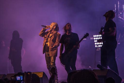 Mayhem au Hellfest 2015
