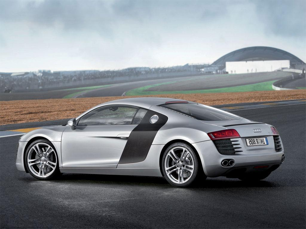 Audi r8 side HD car Wallpapers