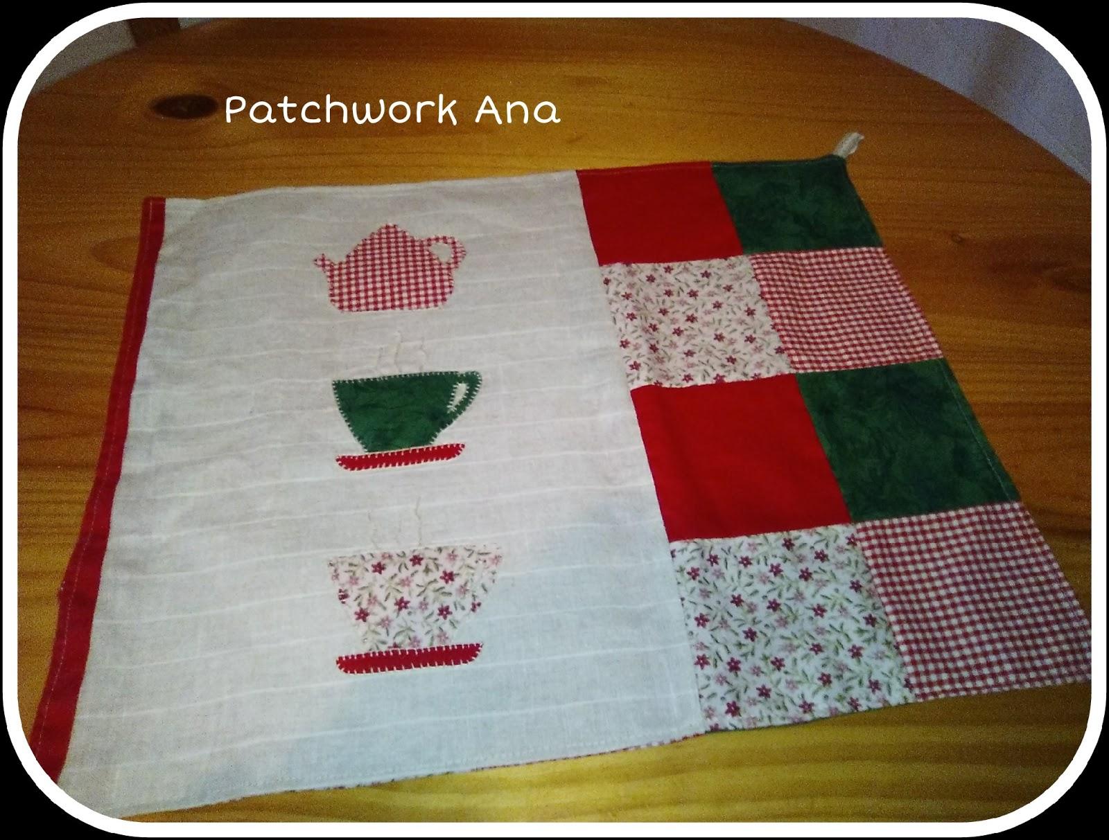 Patchwork y manualidades de ana conjunto de cocina Patchwork cocina