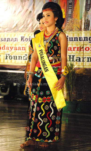 Pegalungan Harvest Queen 2010