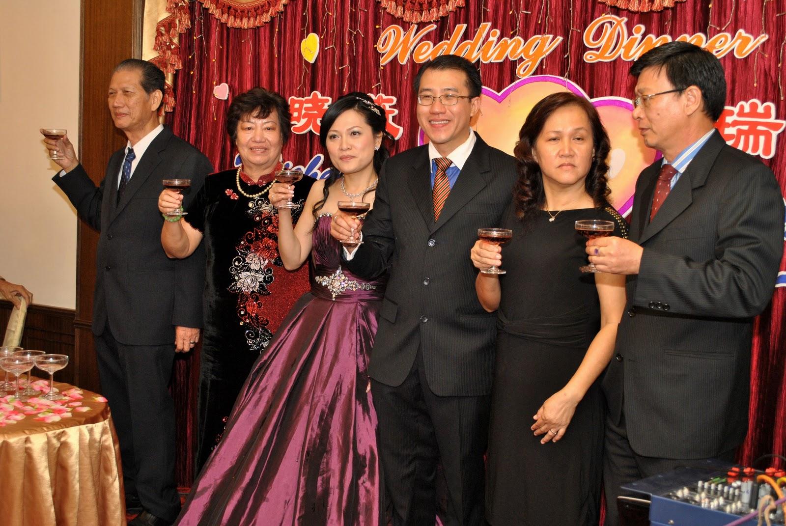 Tony Wedding, Penang