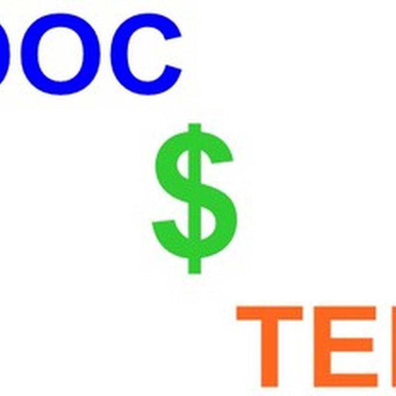 Diferença entre DOC e TED - Quanto tempo Demora?