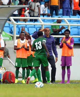 Recuperating Super Eagles Coach, Sunday Oliseh Grateful To Nigerians