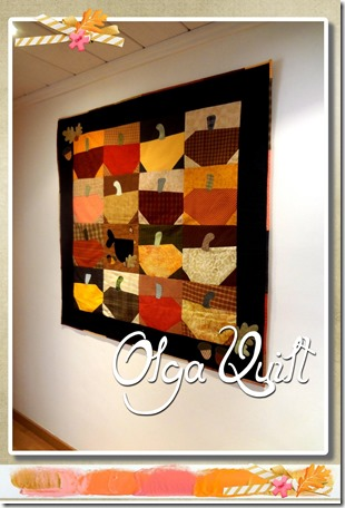 quilt carabasses vertical