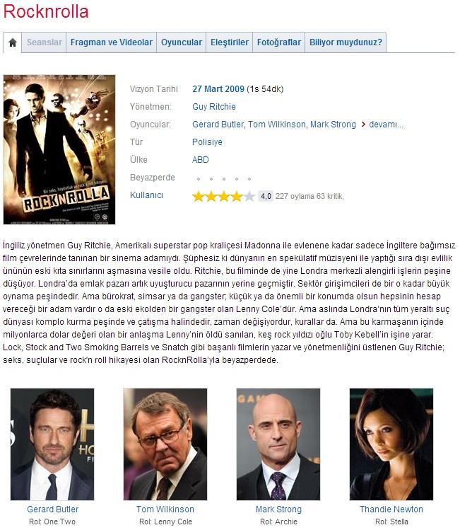 Rocknrolla imdb