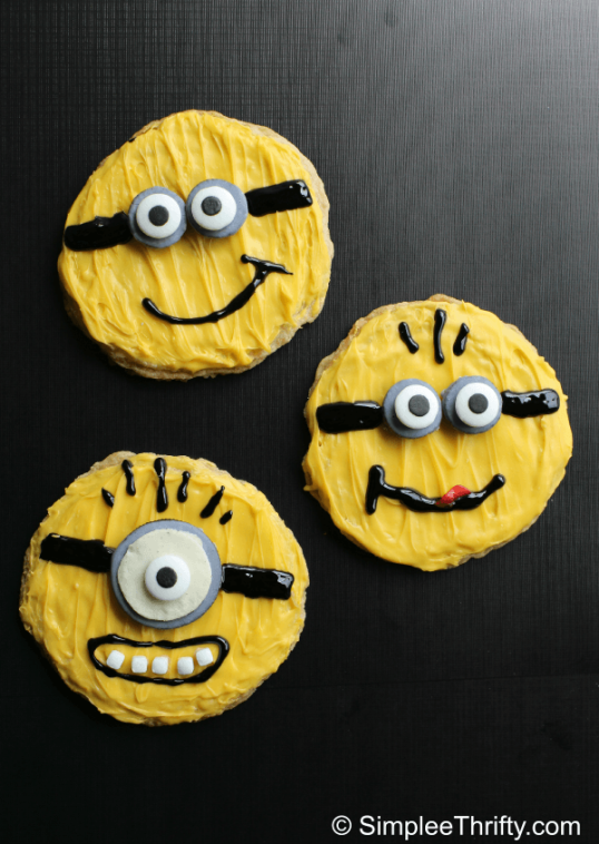 Minion-Sugar-Cookies-
