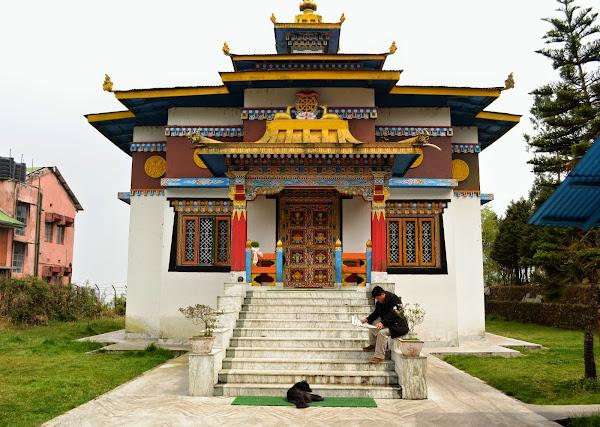 дарджилинг пагода