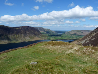 Loweswater from Lad Hows