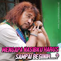 DP BBM Lucu Kang Komar Preman Pensiun 2