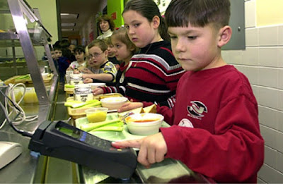 Biometric Lunch Scanners Coming to a School Near You