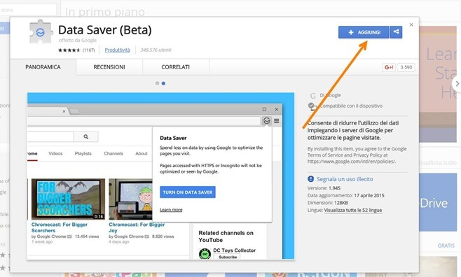 data-saver-google-chrome