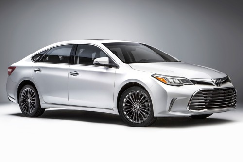2016 Toyota Avalon Sedan Review Car Price Concept