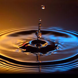 *.* by Nirmal Kumar - Abstract Water Drops & Splashes