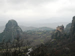 The Aloof Appeal of a Aonastery at Meteora