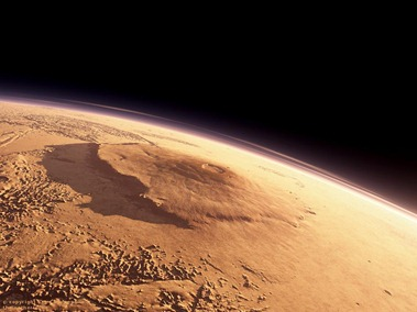 Olympus-Mons-on-Mars-is-the-tallest-volcano-in-the-solar-system.