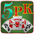 Free Five Silver 5PK(Poker) APK for Windows 8