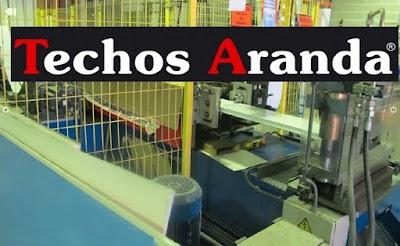Techos aluminio Conil de la Frontera