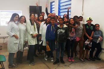 UBS Eufrásio realiza encontros mensais para adolescentes