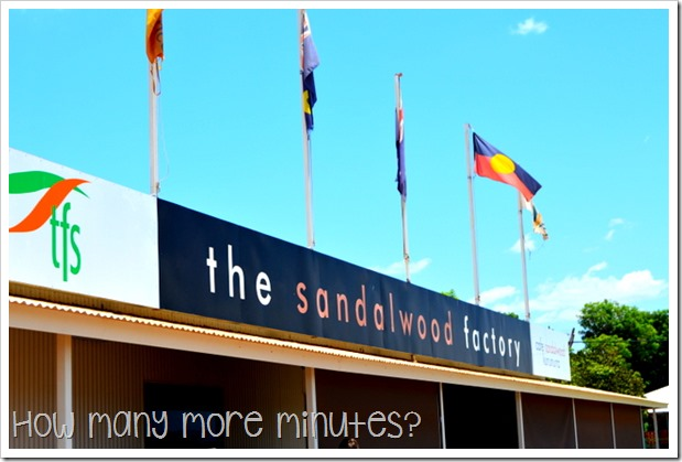 The Sandalwood Factory | How Many More Minutes?