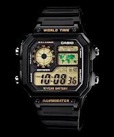 Casio Standard : AE-1200WH-1BV
