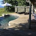 Ruckomechi Camp, Pool © Foto: Ulrike Pârvu | Outback Africa Erlebnisreisen