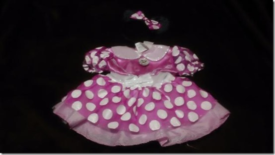 vestido minne mouse para cumpleaños (10)