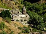 Geghard Monastery, Armenia.