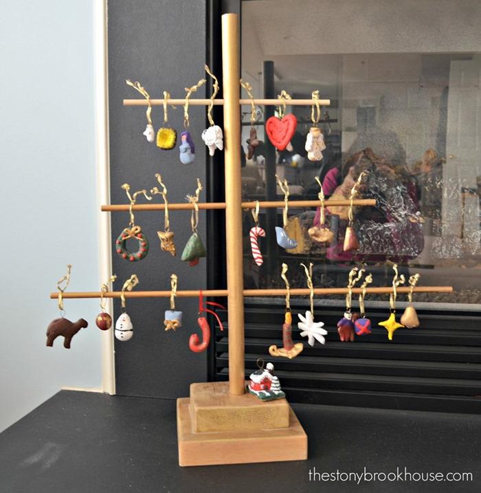 Original Advent Calendar Tree