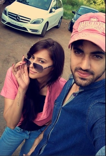 Rishina Khandhari and zain imam