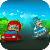 Download Kart Extreme Speed Car Race APK on PC