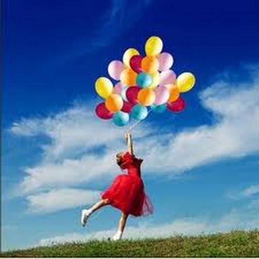 100 летающих шаров - 2900 руб.  ГИРЛЯНДА из воздушных шаров.