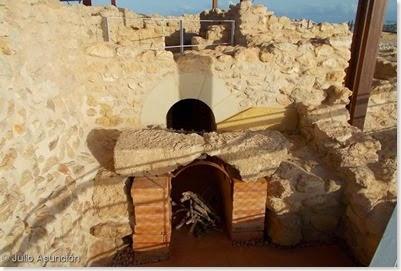 Illeta dels Banyets - Horno de la villa romana
