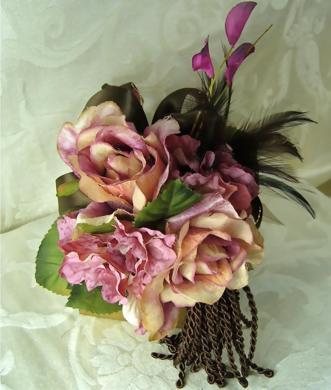Tapestry Rose, Wedding Favor