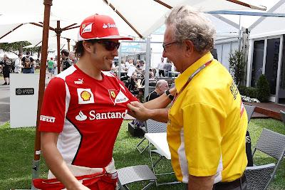 Фернандо Алонсо Renault Альберт-Парк Гран-при Австралии 2012