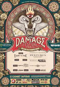 Damage Festival Paris 2014