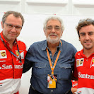 Domenicali, Domingues & Alonso