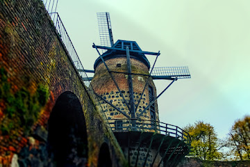 Windmill in Zons