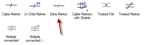 terminal autocad using cables in autocad electrical Synchronous Motor Wiring Diagram